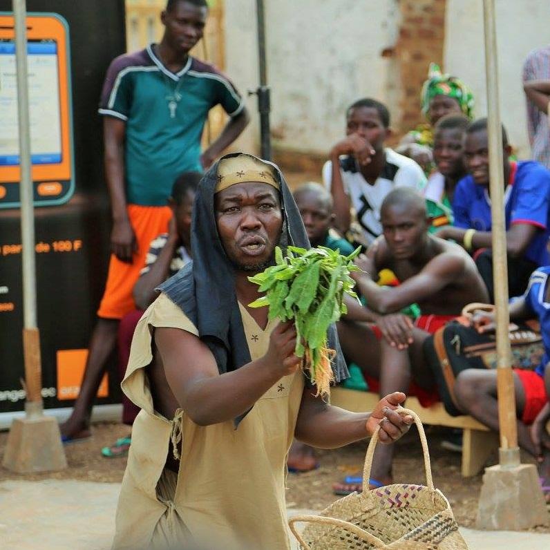 CEP Bangui Kolongo soupe de Sidonie
