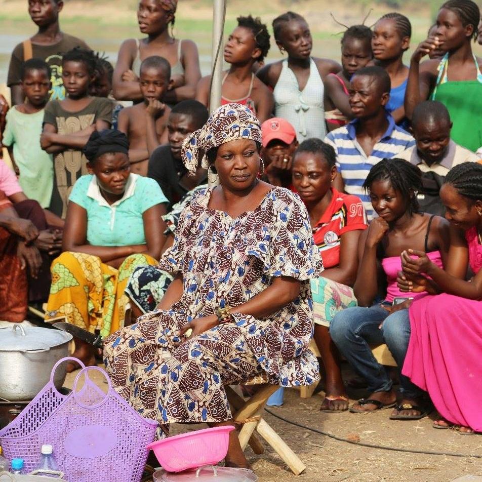 CEP Bangui Kolongo3 soupe de Sidonie